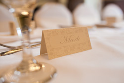Beauty Place Card