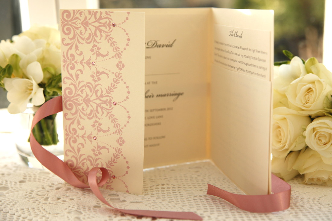 Wedding Invitations Sent Out: A Stress Free Guide To Sending Out Your Wedding