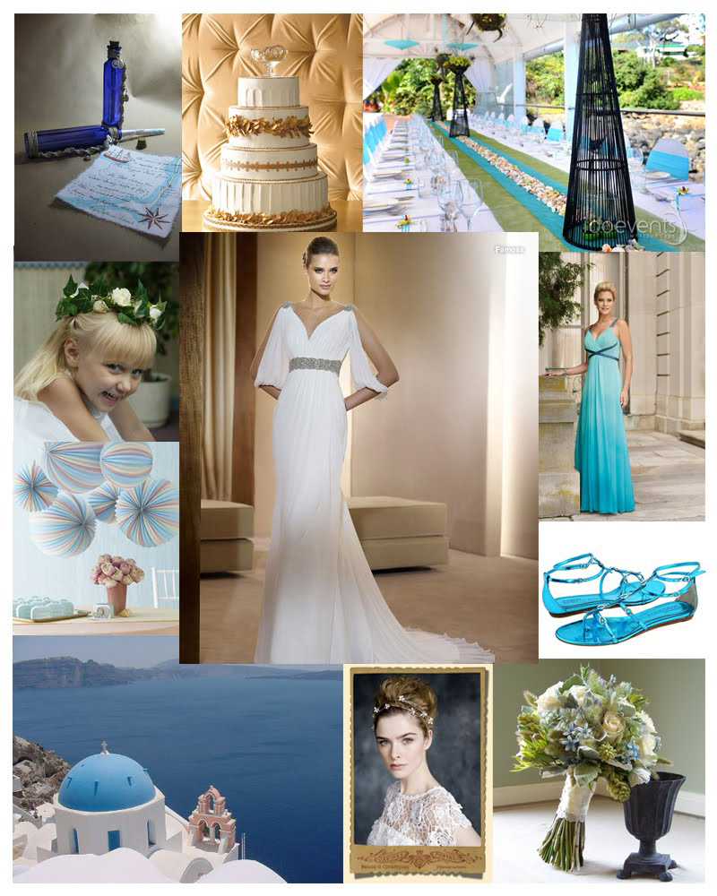 The 2014 Look: Celebrity Wedding ThemesIvy Ellen Wedding