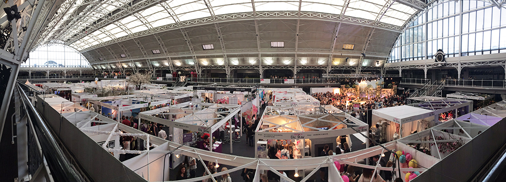brides the show 2014 panoramic