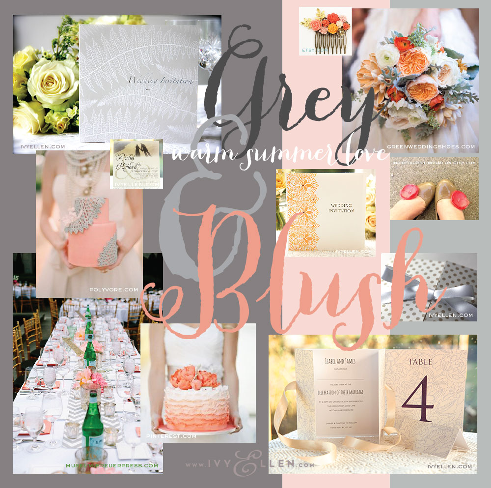 Combination wedding colour schemes archives ivy ellen wedding
