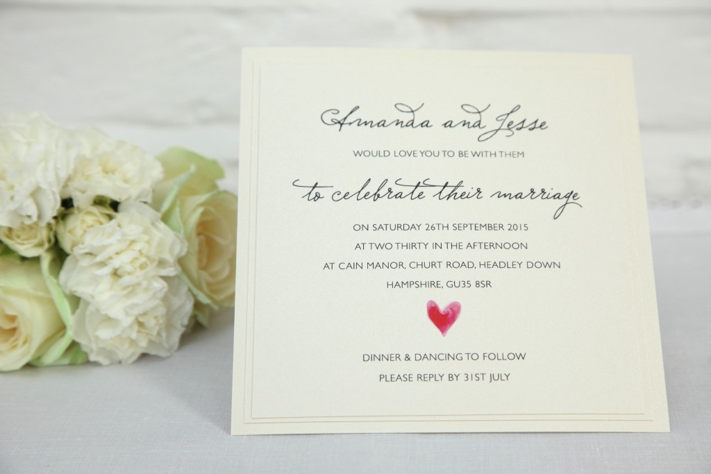 Venus  - Paperless Wedding Invitations