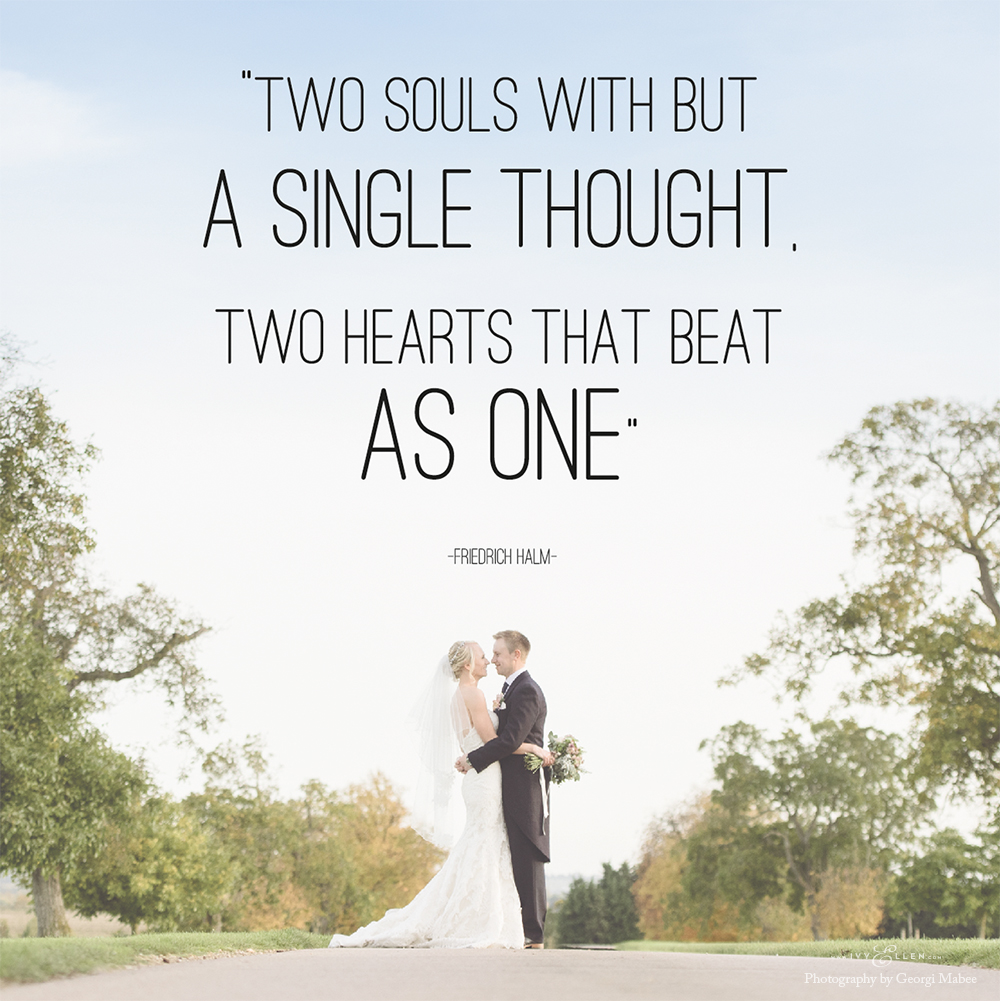 Love Quotes Wedding Invitation Our Favourite Love Quotes For Weddings