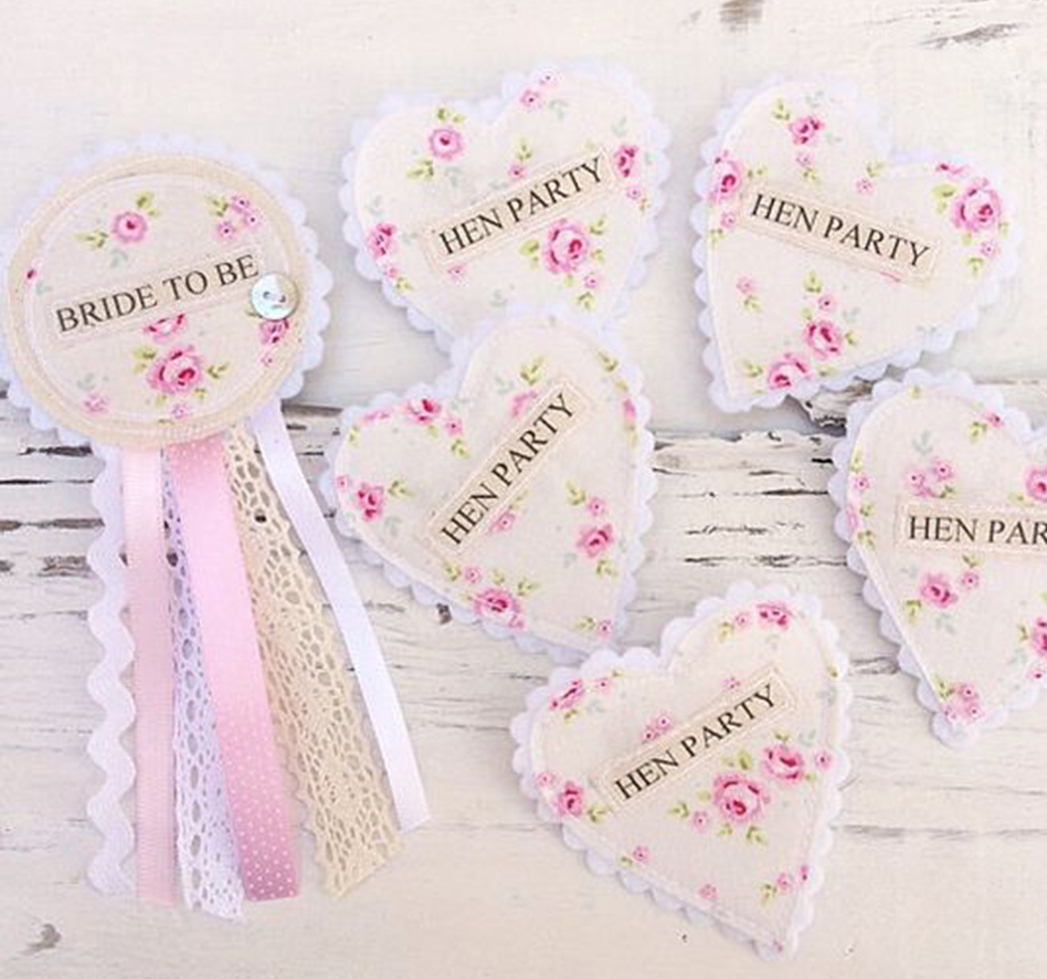 hen party badges Hen/Stag Do