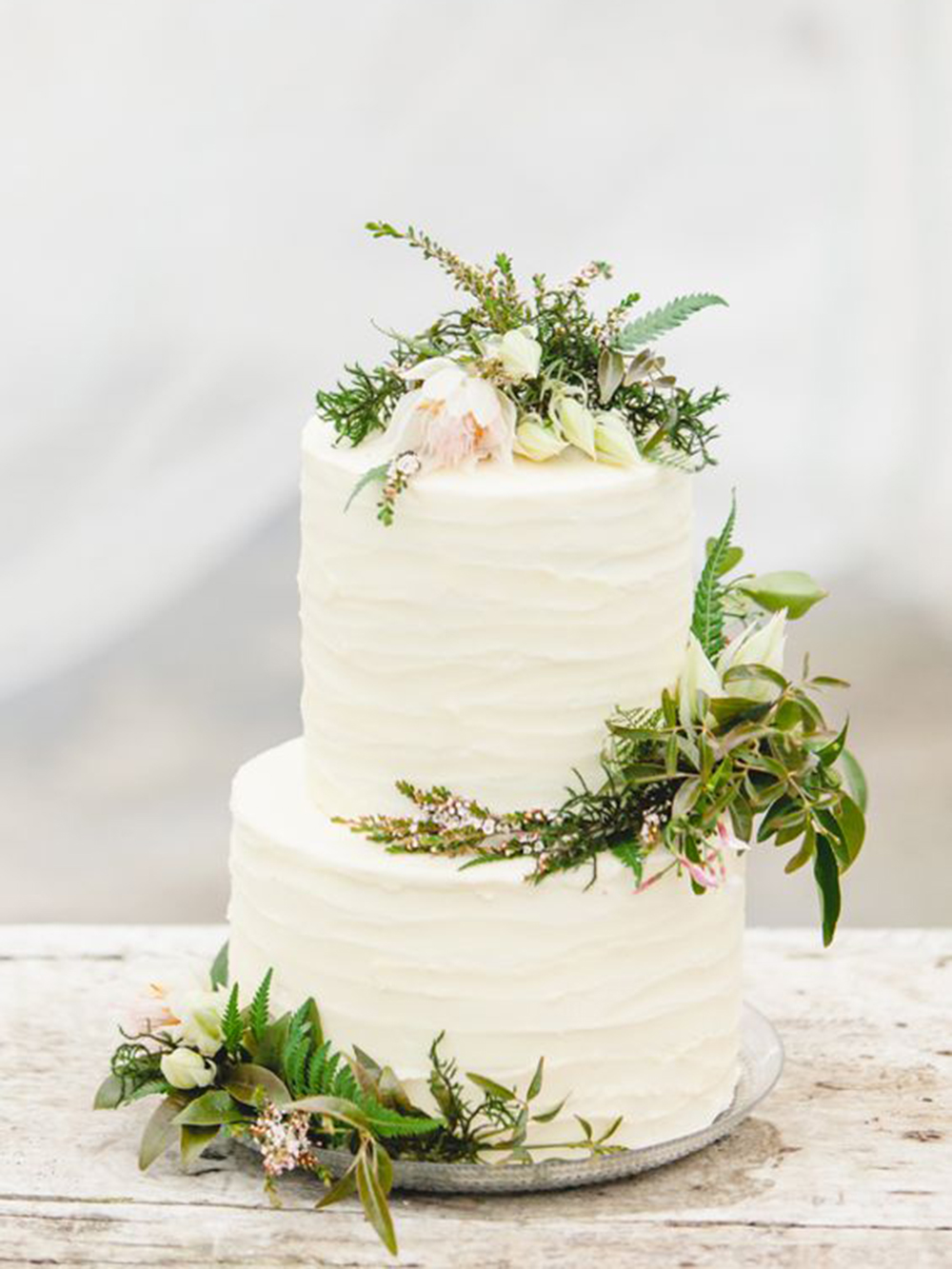 To Have And To Hold Wedding Cake