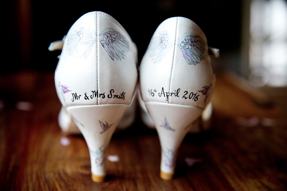 Highstreet Wedding Shoes