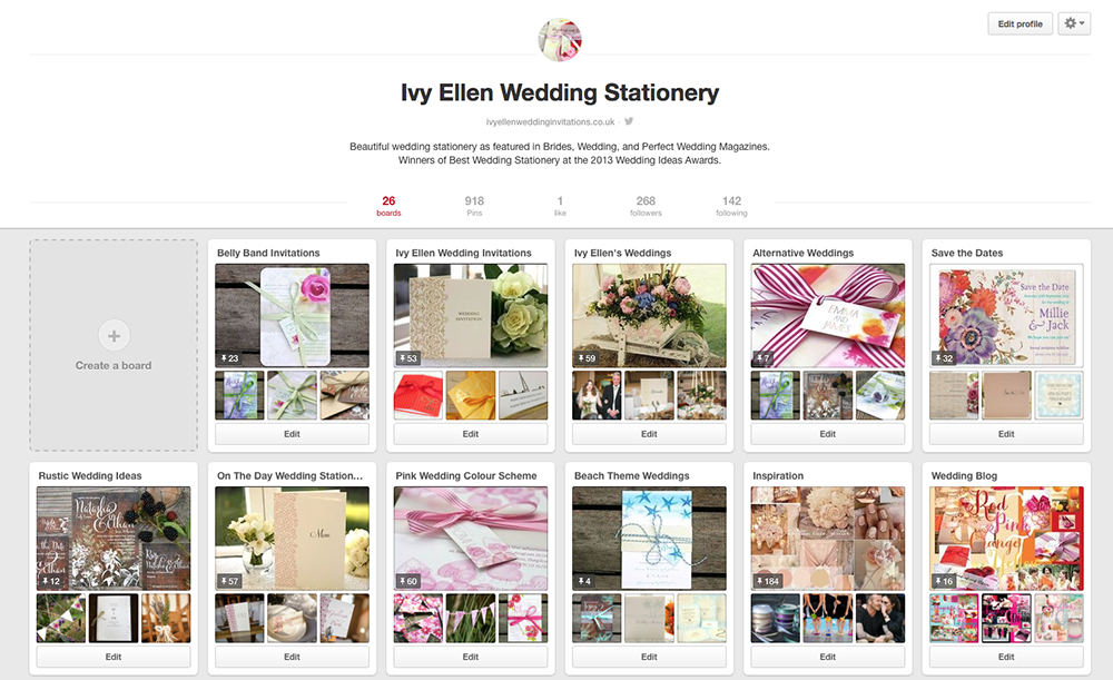 PINTEREST wedding planning ivy ellen
