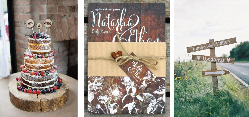 rustic wedding trends for 2017