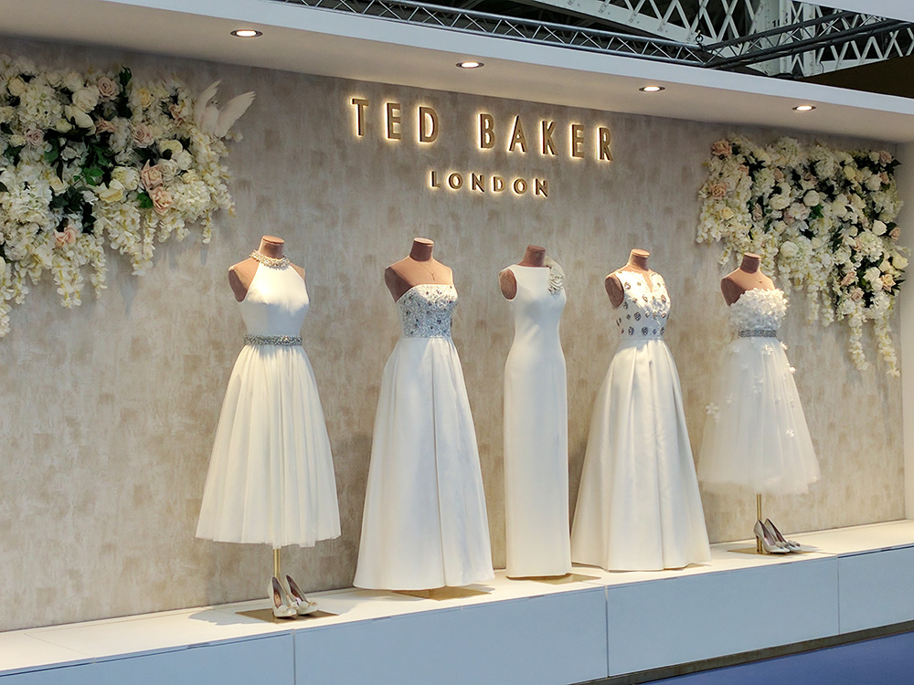 ted-baker national wedding show