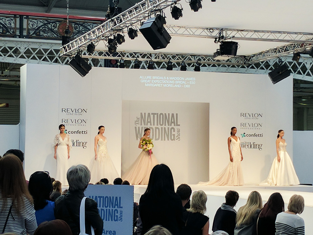 CATWALK national wedding show