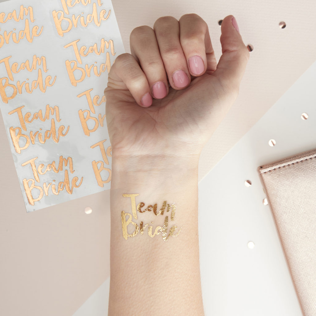 Temporary Tattoos Hen Party Accessories