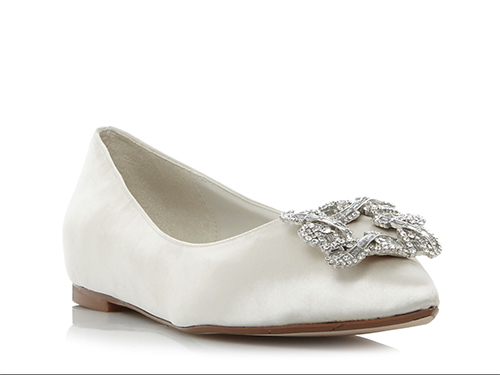 dune - Highstreet Wedding Shoes